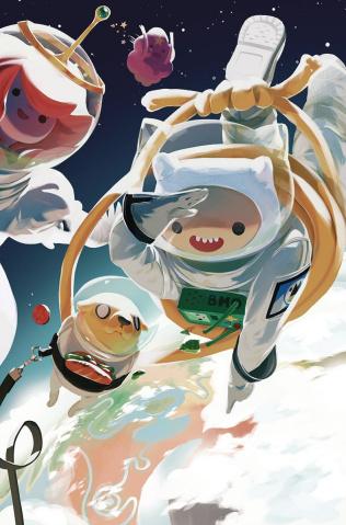 Adventure Time Comics #3 (15 Copy Sparrow Cover)