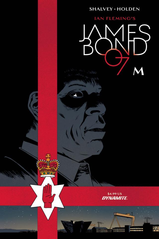 James Bond M