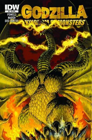Godzilla: Kingdom of Monsters #5