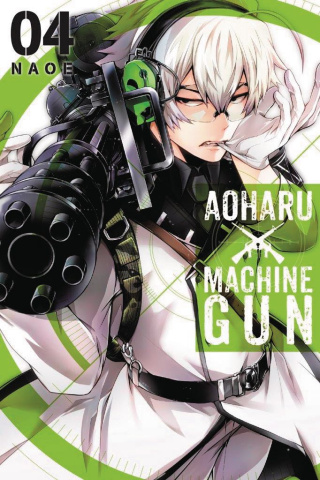 Aoharu X Machinegun Vol. 4