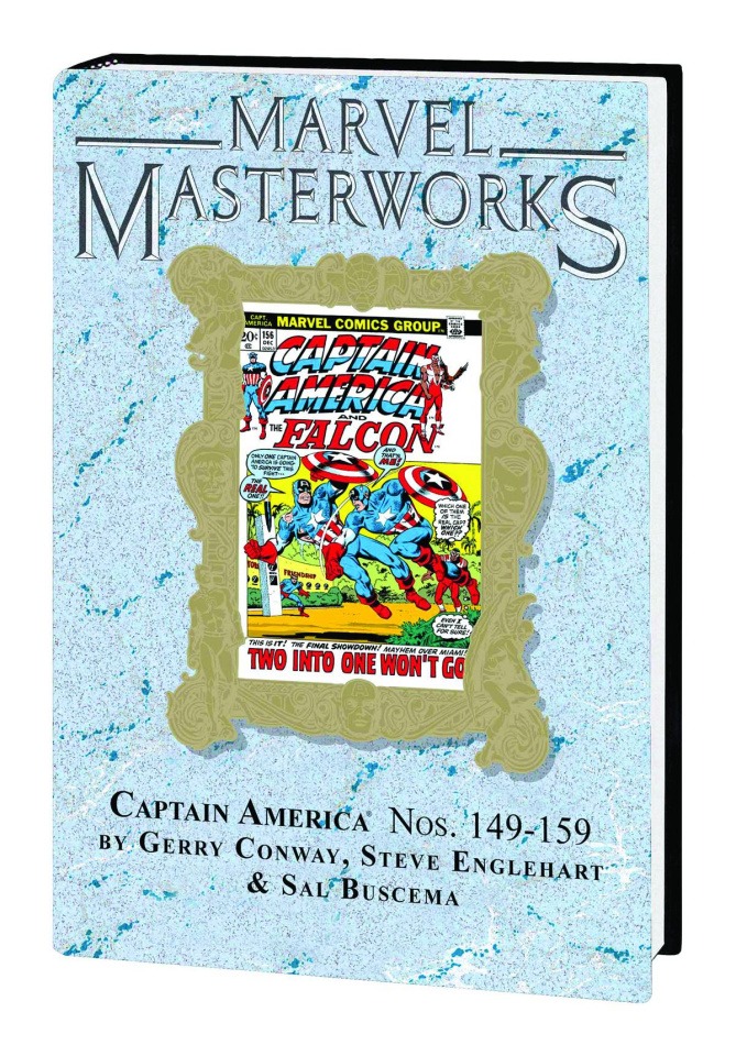 Captain America Vol. 7 (Marvel Masterworks)