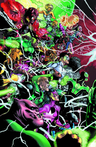 Green Lantern #20 (Combo Pack)