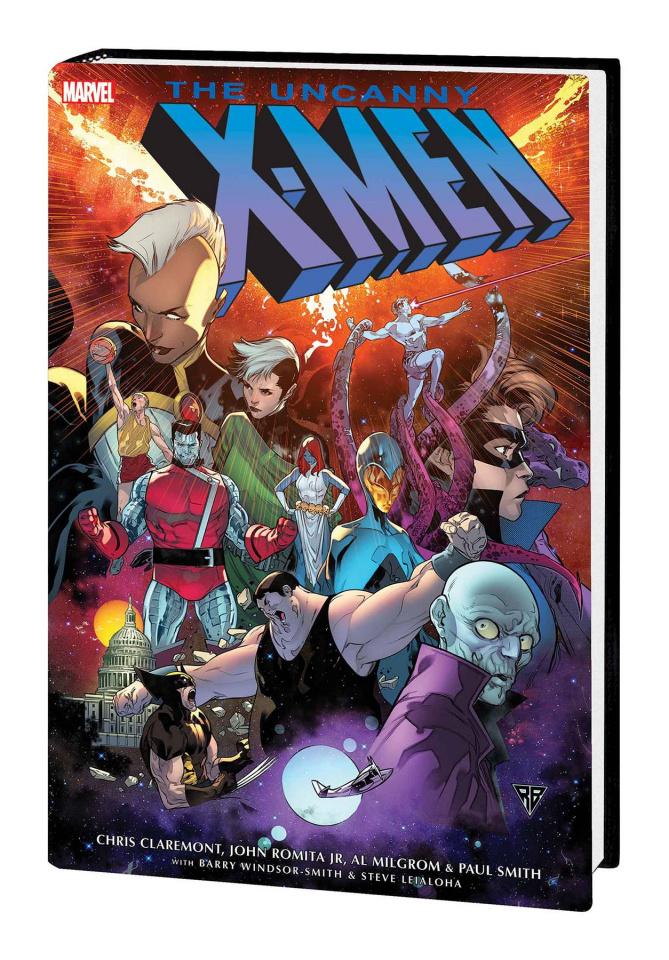 Uncanny X-Men Vol. 4 (Omnibus Silva Cover)