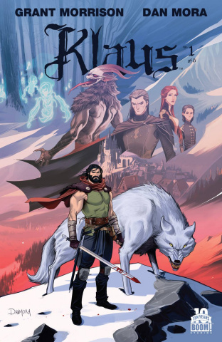 Klaus #1 (Local Comic Shop Day)