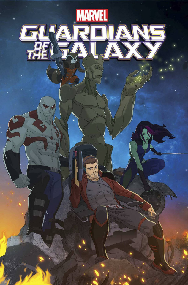 Marvel Universe: Guardians of the Galaxy #1