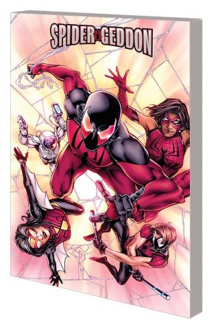 Spider-Geddon: Covert Ops