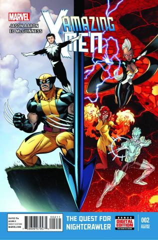 Amazing X-Men #2 (2nd Printing)