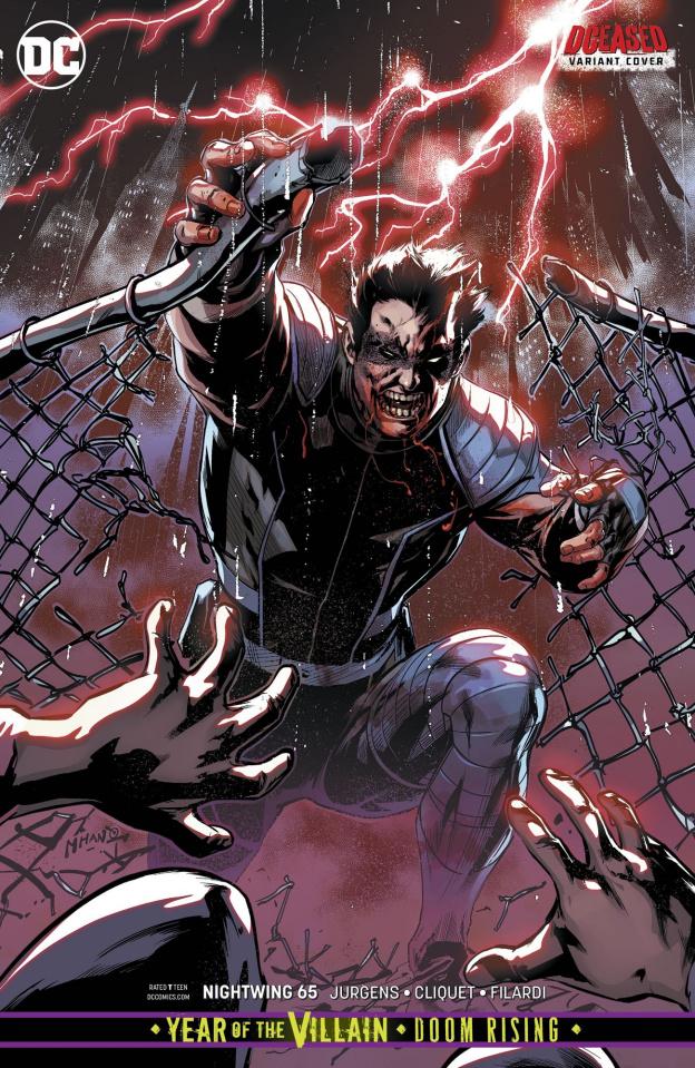 Nightwing #65 (Year of the Villain)