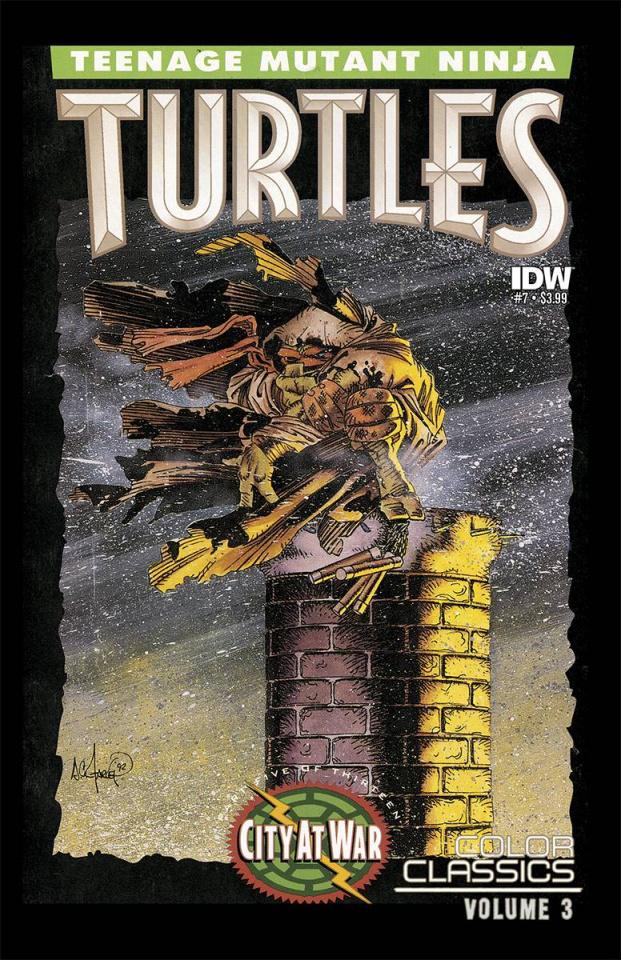 Teenage Mutant Ninja Turtles: Color Classics #7