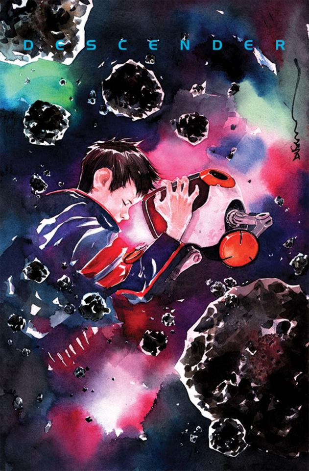 Descender #25 (Nguyen Cover)