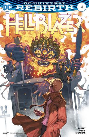 Hellblazer #16 (Variant Cover)