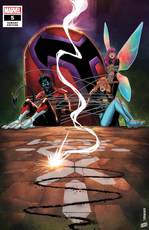 Way of X #5 (Baldeon Cover)