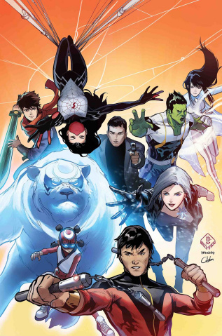 The War of the Realms: New Agents of Atlas #1