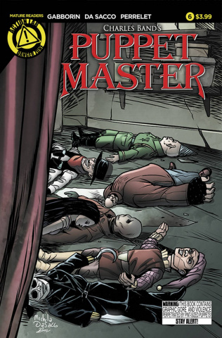 Puppet Master #6