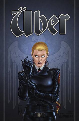 Über #15 (Propaganda Poster Cover)