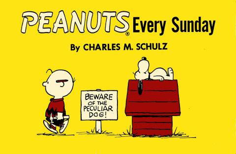 Peanuts Every Sunday: 1958-1961