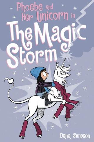 Heavenly Nostrils Chronicle Vol. 7: The Magic Storm