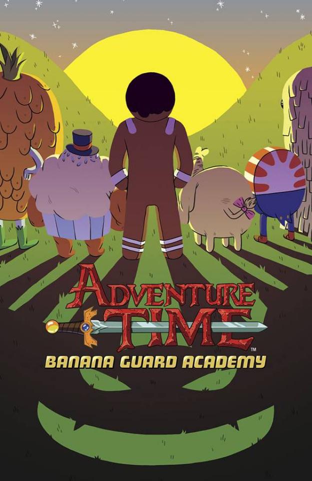 Adventure Time: Banana Guard Academy #6
