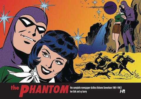 The Phantom: The Complete Newspaper Dailies Vol. 17: 1961-1962