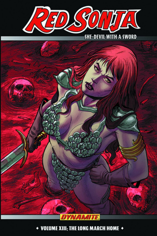 Red Sonja Vol. 13: The Long March Home