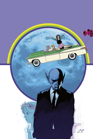 Resident Alien: Your Ride's Here #3