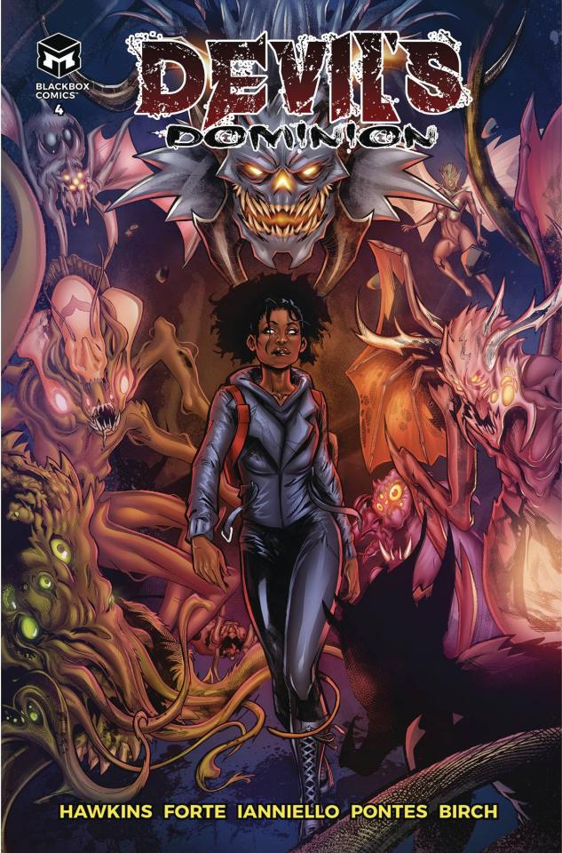 The Devil's Dominion #4