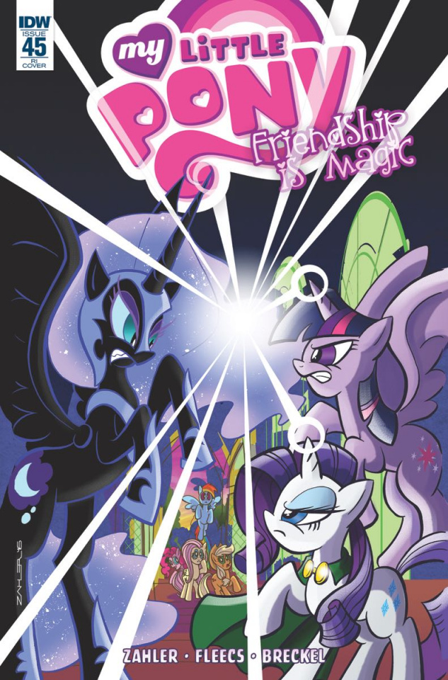 My Little Pony: Friendship Is Magic #45 (10 Copy Cover)