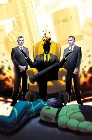 Avengers World #18