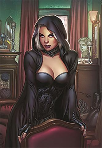 Mystere #4 (Santacruz Cover)