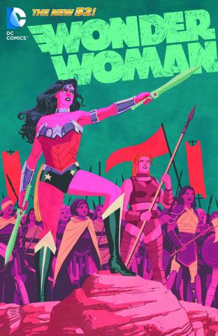 Wonder Woman Vol. 6: Bones