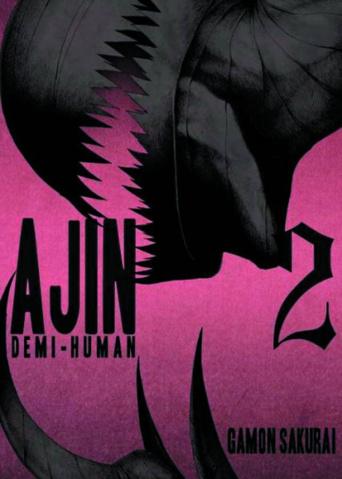 Ajin Vol. 4