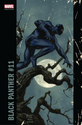 Black Panther #11 (Jusko Corner Box Cover)