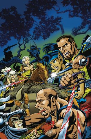 ElfQuest: The Final Quest #23