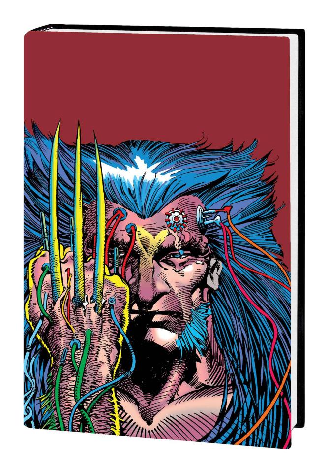 Wolverine Vol. 2 (Omnibus Windsor Smith Cover)