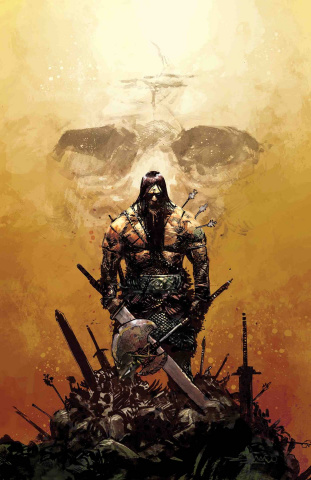 Conan the Barbarian #1 (Zaffino Cover)