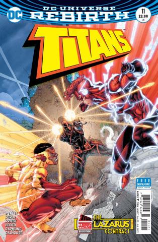 Titans #11 (Variant Cover)