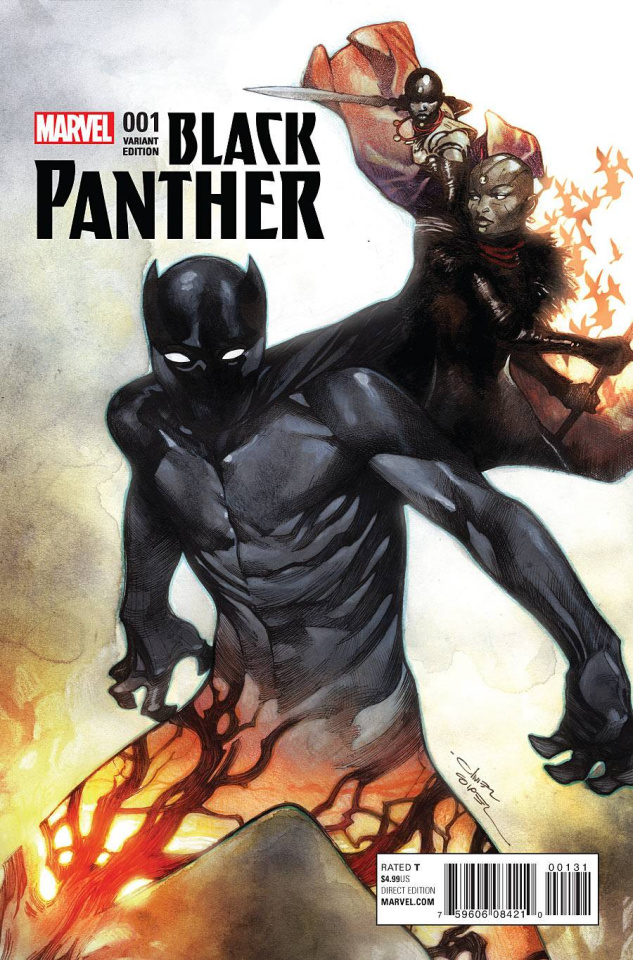Black Panther #1 (Coipel Cover)