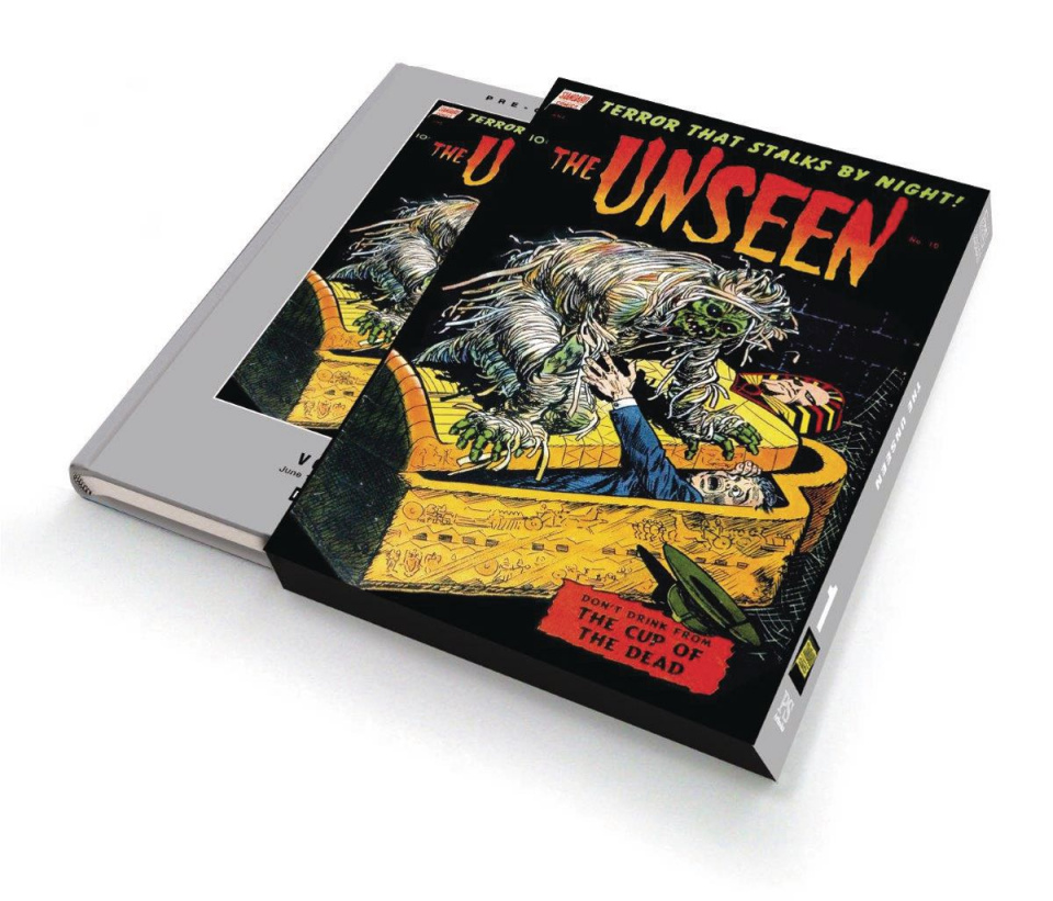 The Unseen (Slipcase Edition)