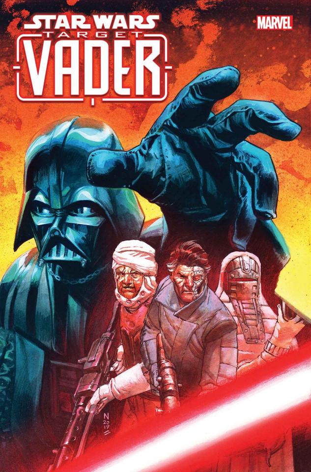 Star Wars: Target Vader #4