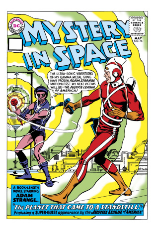 Mystery in Space #75 (Facsimile Edition)