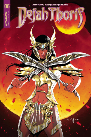 Dejah Thoris #6 (Qualano Cover)