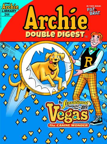 Archie Double Digest #244