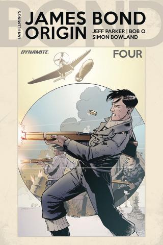 James Bond: Origin #4 (Walker Cover)