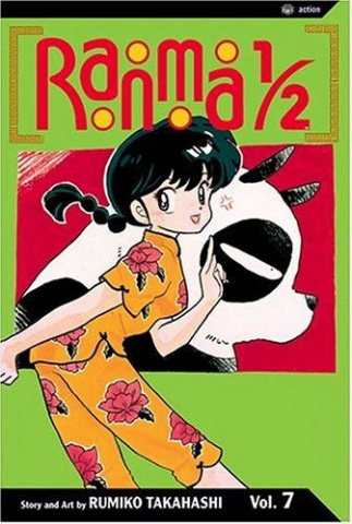 Ranma 1/2 Vol. 7 (2-in-1)