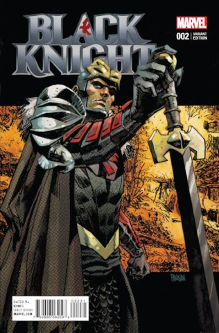 Black Knight #2 (Panosian Cover)
