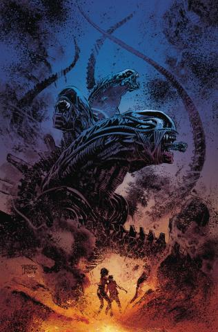 Aliens: Dust to Dust #1