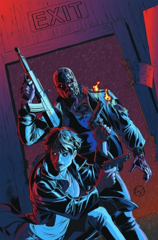 The Terminator: The Enemy of My Enemy #3