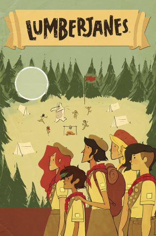 Lumberjanes #4
