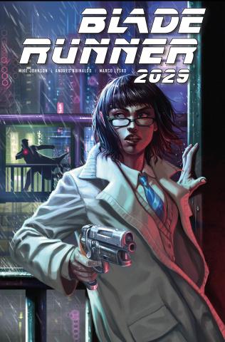 Blade Runner 2029 #5 (Ianniciello Cover)