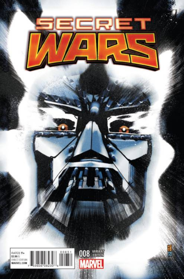 Secret Wars #8 (Coker Cover)